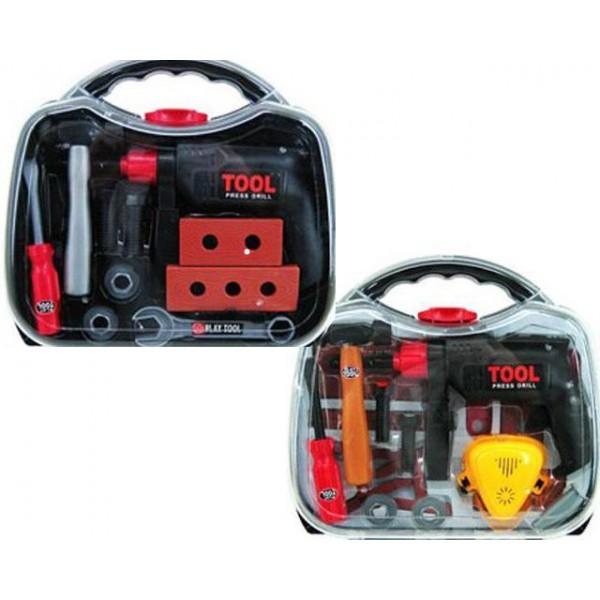 Набір інструментів   у валізці