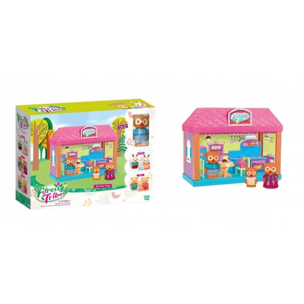 Набір іграшкова кімната з тваринами