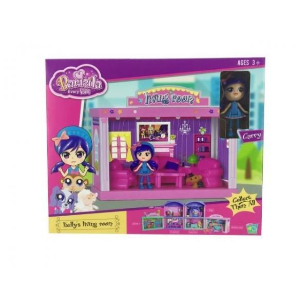 Набір іграшкова кімната, 60211