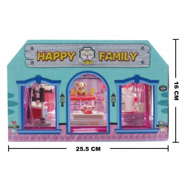 Набір кімната іграшкова з меблями